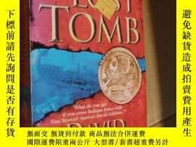 二手書博民逛書店The罕見Lost Tomb 英文原版 品好Y85718 Dav