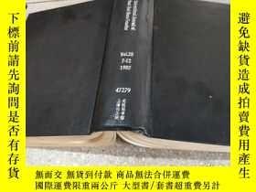 二手書博民逛書店international罕見journal of heat and mass transfer vl.28 7-