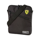 Puma Ferrari 黑色 大 側背包 法拉利 聯名款 小方包 側背包 斜背包 運動 休閒 單肩包 07808702