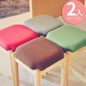 吧檯椅 餐椅 辦公椅【S0040-B】羅伯特方形椅凳4入組(四色) MIT台灣製   收納專科