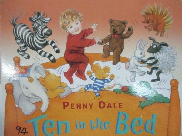 【書寶二手書T9/少年童書_IM6】Ten in the Bed_Penny Dale
