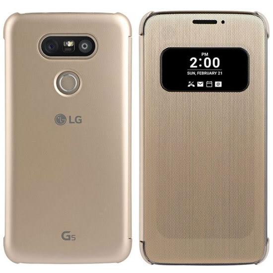 【聯強公司貨】LG G5 H860/G5 Speed H858/G5 SE H845 原廠視窗感應皮套/智能保護套/覆蓋型硬殼背蓋/CFV-160