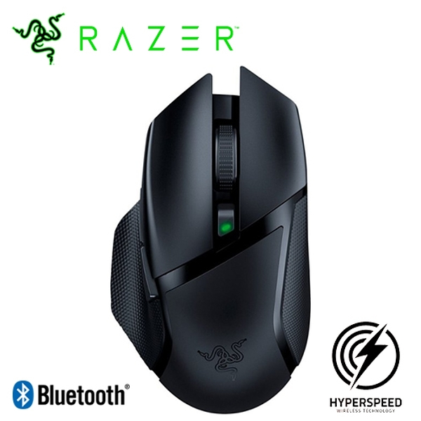 【Razer 雷蛇】Basilisk X HyperSpeed 巴塞利斯蛇 X 速度版 無線滑鼠