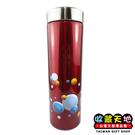 【收藏天地】奈米光波能量瓶* 星燦紅 - 行星  ∕  納米光波 養生 健康 負離子 不銹鋼
