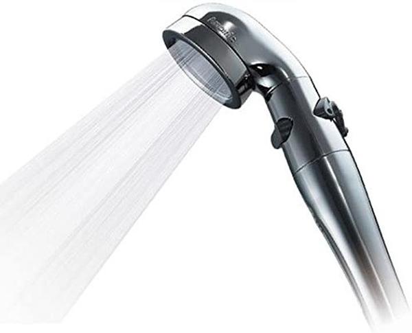 【日本代購】Arromic 芳香淋浴頭出水量切換 手控開關 節水器 壓力增加 ST-X3B