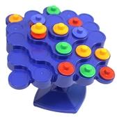 托普塔 智能平衡遊戲 NO-8111 /一個入(定70) 智力平衡遊戲 益智平衡樹 疊疊樂-CF107242