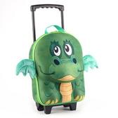 德國okiedog 3D動物造型兒童行李箱-龍
