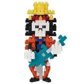 《 Nano Block 迷你積木 》NBCC-055 One Piece 布魯克╭★ JOYBUS玩具百貨