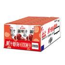光泉果汁時刻-蘋果汁250ml*24入/箱【愛買】