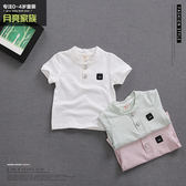 618好康鉅惠夏裝八9個月夏季純棉白色短袖女童t恤