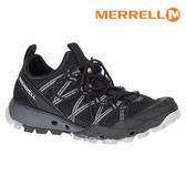 MERRELL 女 水陸兩棲運動鞋CHOPROCK ML84768【黑】 / 城市綠洲 (透氣快乾、防臭抗菌、黃金大底)