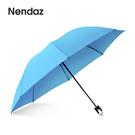 雨傘【Nendaz】秒乾,輕量,旅行機能反向傘 反向傘 一秒自動收傘 防風彈性傘骨 快速掛勾