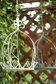 復古做舊皇冠鐵鉤垂吊花籃懸掛吊籃多肉花盆花架庭院陽臺裝飾