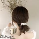 現貨不用等 韓國女神氣質甜美手作簡約珍珠髮束 可當手鍊 S8285 批發價 Danica 韓系飾品 韓國連線