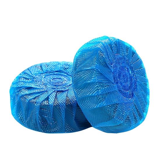 清潔塊 藍泡泡 馬桶 潔廁劑 除臭劑 潔廁寶 除尿垢 清香型 廁所 清潔劑【A008】米菈生活館