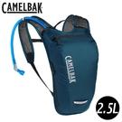 【CamelBak 美國 女 HYDROBAK LIGHT 2.5輕量長距離訓練水袋背包《海軍藍》】CB2405401000