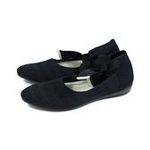 inooknit 平底鞋 休閒鞋 黑色 編織 女鞋 IK-AI3FW0106-888 no011