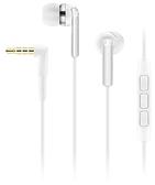 【台中平價鋪】全新 德國 聲海 Sennheiser CX 2.00i 耳道式耳機(For IOS) 入耳式耳機 - 白色