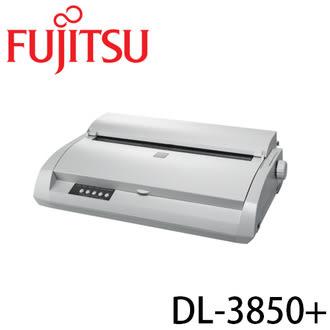 FUJITSU DL-3850+ 雙介面點陣式印表機 英文 136行,537cps,128K暫存區,複印5份(含原稿)超靜音列印