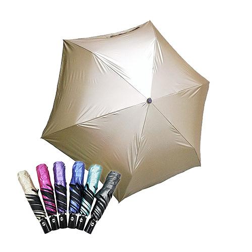 【Kasan】日光美人超輕防風色膠自動晴雨傘