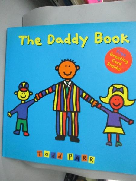 【書寶二手書T8/原文小說_ZJC】The Daddy Book_Parr, Todd