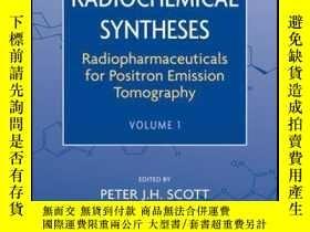 二手書博民逛書店Radiopharmaceuticals罕見for Positron Emission Tomography, V