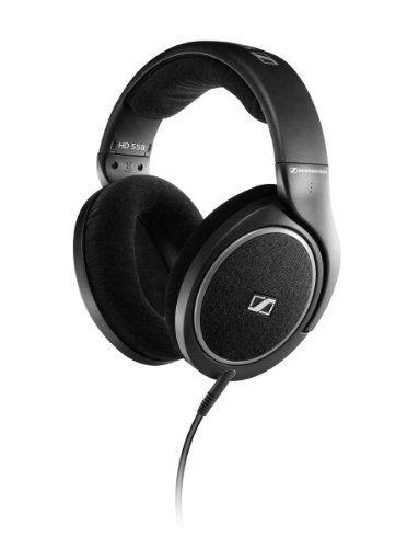 【WowLook】整新機 聲海 Sennheiser HD 558 耳罩式耳機