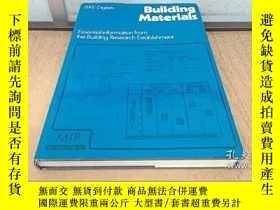 二手書博民逛書店Building罕見Materials: Essential I