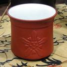 *巧茗飲杯*(陶-紅玉)鄧丁壽專利設計-飲杯【亞舍泥作】