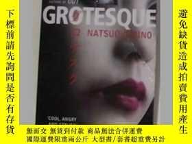 二手書博民逛書店英文原版罕見Grotesque [Paperback] Nats