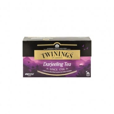 英國Twinings大吉嶺茶2g 25入