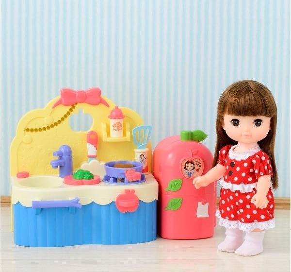芮咪&紗奈 Disney 迪士尼系列-白雪公主豪華廚房組 TOYeGO 玩具e哥