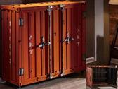 櫥櫃 餐櫃 SB-401-1 庫克4尺造型收納櫃【大眾家居舘】