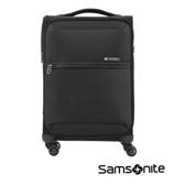 Samsonite 新秀麗 DLX 20吋登機箱 極度輕量1.8KG 布面行李箱-(黑) 72H