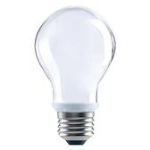 特力屋 LED燈絲燈泡 8W 燈泡色 霧面 全電壓 3入