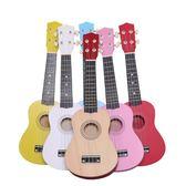 木質尤克里里21寸初學者小吉他烏克麗麗可調音可演奏 igo初語生活館