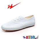 運動鞋 休閒鞋帆布鞋白萬里鞋男女款運動鞋白網鞋輕便體操鞋白色工作鞋 寶貝 新品