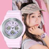 BABY-G BGA-100ST-4A 天空漸層色彩腕錶 BGA-100ST-4ADR