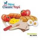 【荷蘭 New Classic Toys】輕食早餐切切樂10件組 10578