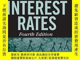 二手書博民逛書店A罕見History Of Interest Rates, Fourth EditionY255562 Sid