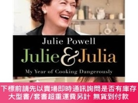 二手書博民逛書店Julie罕見& Julia (Film Tie-in)[美味關系:朱莉與茱莉亞]Y454646 Ju
