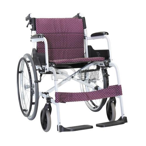 【贈好禮】康揚 鋁合金輪椅 SM-150.5 鋁合金手動輪椅