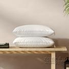 枕頭 8H釋壓舒彈纖維枕抗菌對裝單人家用雙人椎枕芯助睡眠枕頭小米 衣櫥秘密