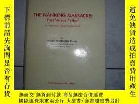 二手書博民逛書店外文書:THE罕見NANKING MASSACRE:Fact V