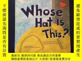 二手書博民逛書店Whose罕見is it?【五本和售】書名看描述Y234641 看圖 看圖