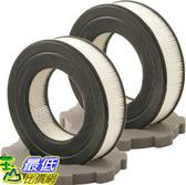[美國直購]   HONEYWELL 原廠 20500 HEPA濾心HRF-11 x 2 組 Remplacement Universal filter   $2060