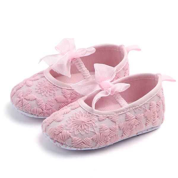 寶寶鞋 學步鞋 軟底防滑嬰兒鞋(11.5-12.5cm)  MIY0684 好娃娃