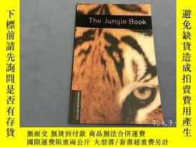 二手書博民逛書店Oxford罕見Bookworms Library Third Edition Stage 2: The Jung