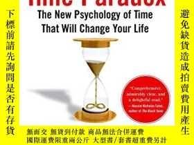 二手書博民逛書店The罕見Time ParadoxY364682 Philip Zimbardo Free Press 出版