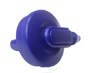 歐姆龍血壓計壓脈帶轉接頭(藍色)
